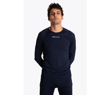 Osaka Baselayer top navy men