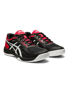 Asics Upcourt 4 indoor shoe men Black / white
