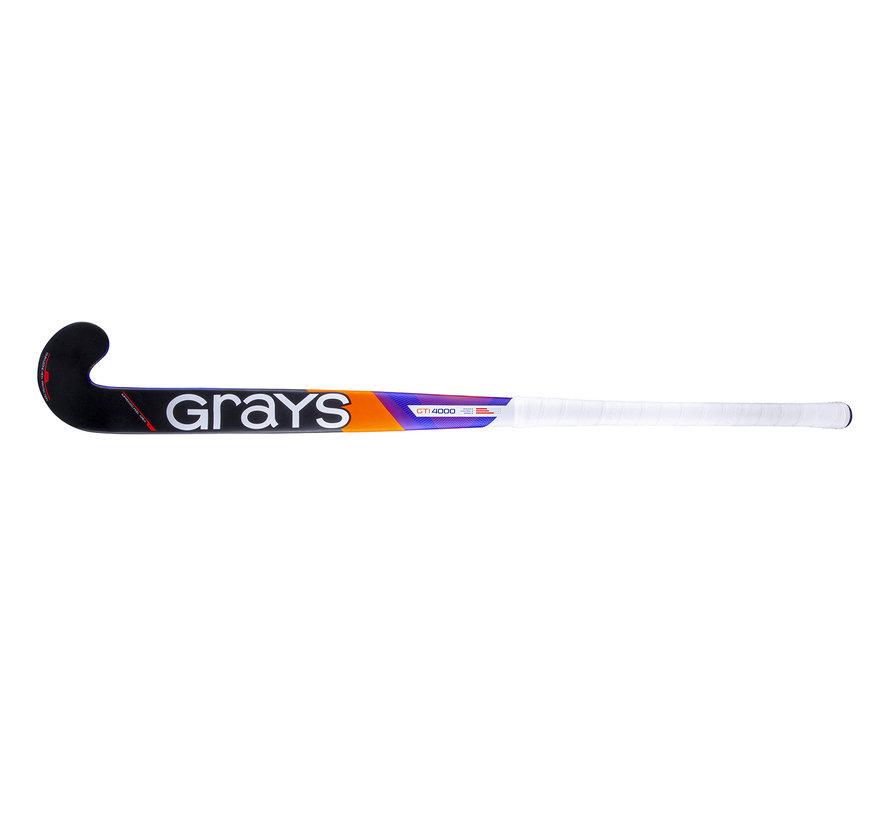 GTI4000 DB zaalhockeystick Rood/Blauw