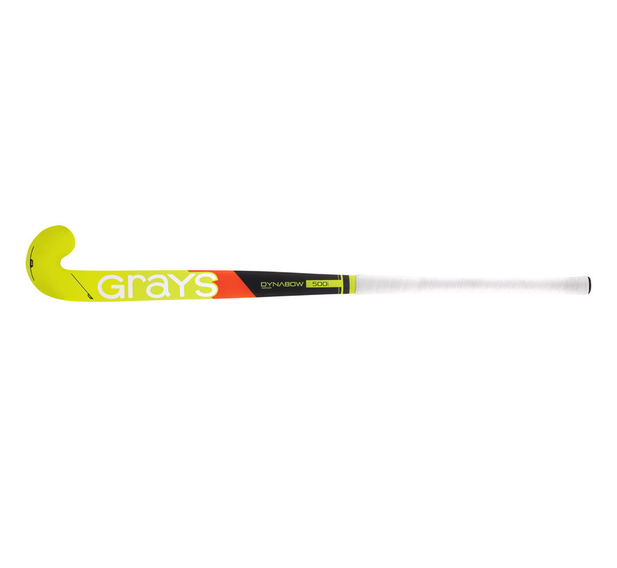 500i zaalhockeystick DB MC Zwart/Neon Lime