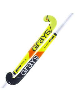 Grays 850i indoor hockey stick PB MC Neon Lime / Gray