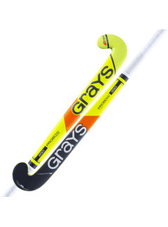 Grays 850i zaalhockeystick PB MC Neon Lime/Grijs