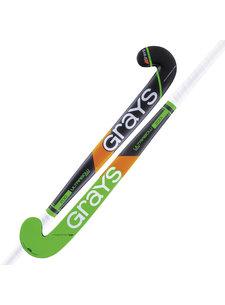 Grays 200i indoor hockey stick UB MC Black / Green