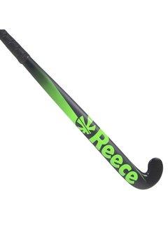 Reece Indoor hockeystick Center Force 80 Black / Green