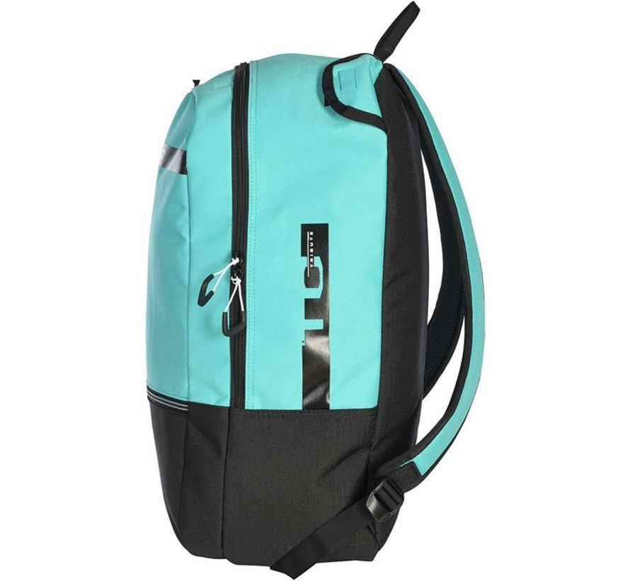 Backpack Tribute Sr Black/Mint