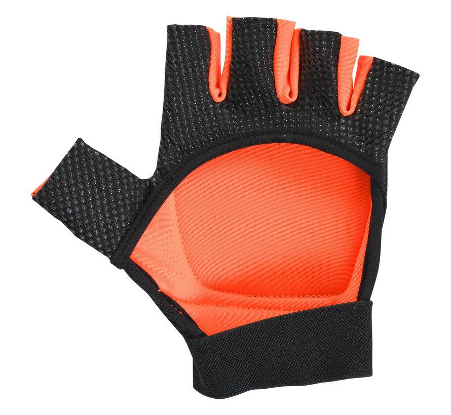 Hockey Handschuh Player Premium Black/Orange