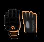 Hockey Handschuh Classic ohne Daumen Schwarz/Orange
