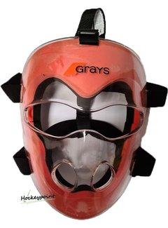Grays Facemask Orange Senior