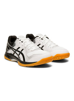 Asics Gel Rocket 9 indoor shoe ladies black / white