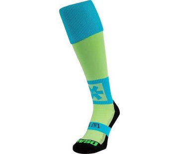 Osaka hockeysokken Neo Mint / Vivid Turquoise