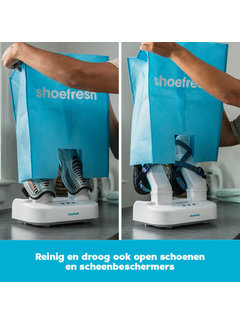 Shoefresh Schuhsack Groß