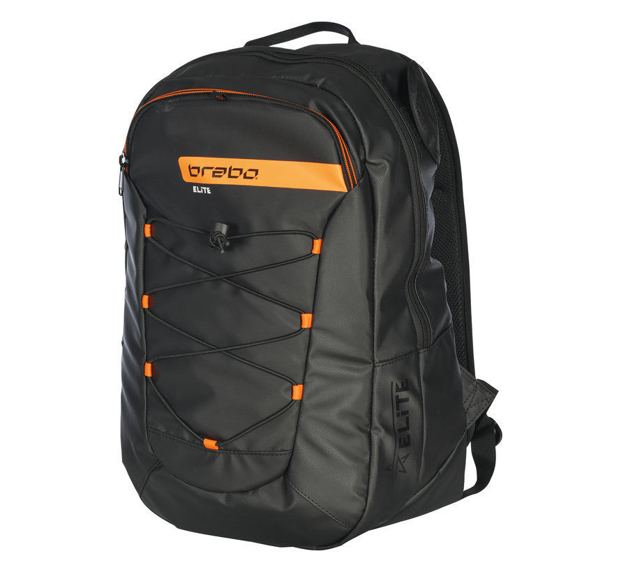 Rucksack Elite Sr Black/Orange