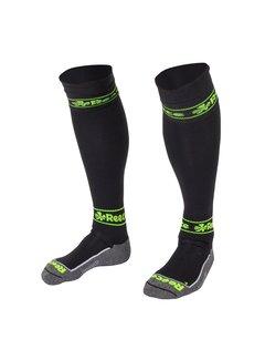 Reece Surrey Sokken Zwart/Neon Geel