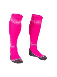 Reece Surrey Socks Neon Pink/White