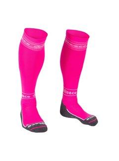 Reece Surrey Socken Neon Rosa/Weiss