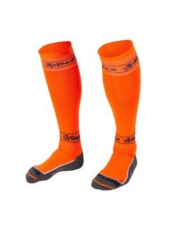 Reece Surrey Socks Neon Orange/Navy