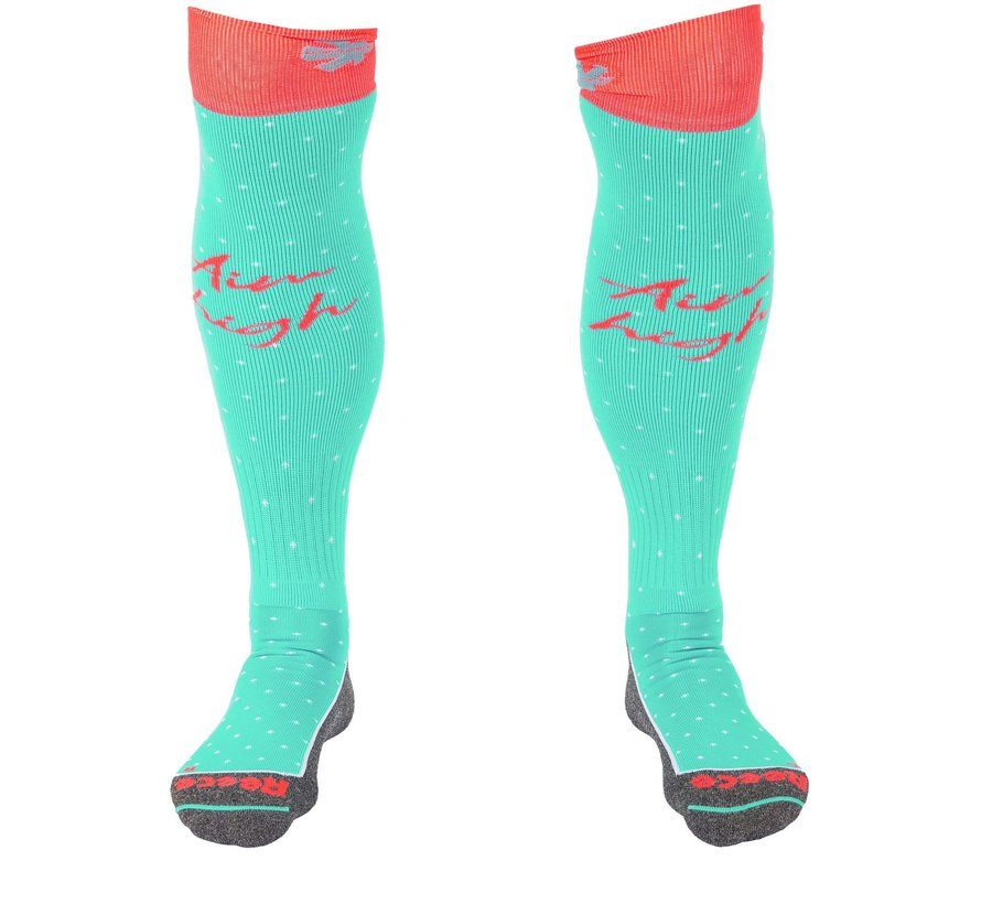 Amaroo Socken Mint/Rosa