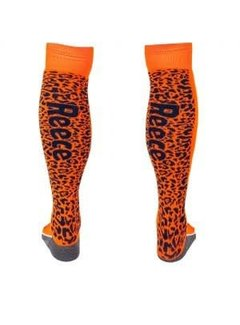 Reece Amaroo Socks Neon Orange/Navy