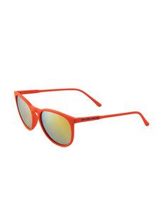 Indian Maharadja Sunglasses- Orange