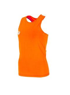 Reece Ivy Singlet Ladies Shocking Orange