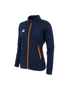 Reece Cleve Stretched Fit Jacket FZ Ladies Navy Orange White