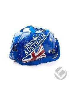 Brabo Shoulderbag Countries Australia Hockeytas
