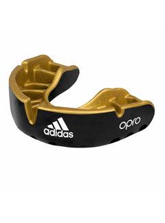 Adidas Mouthguard Braces Gold Edition Black Senior