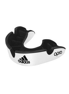 Adidas Mouthguard Silver Edition White Senior