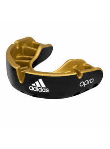 Adidas Mouthguard Gold Edition Black Senior