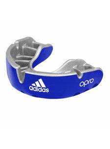 Adidas Mundschutz Gold Edition Blue Senior