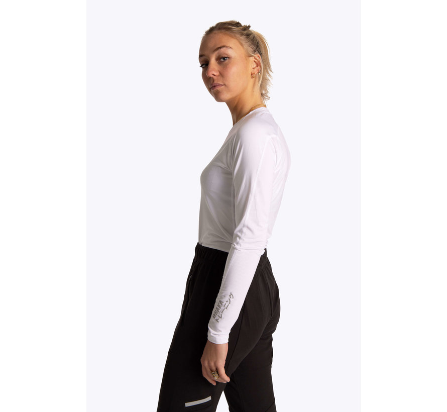 Baselayer Top Ladies - White