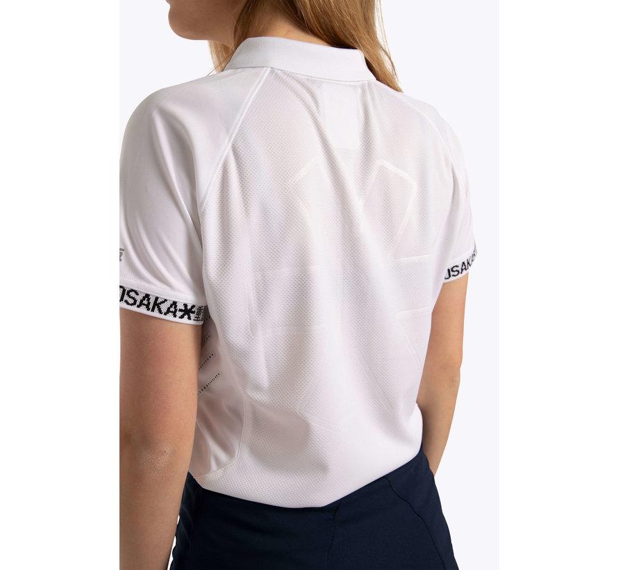 Polo Jersey Ladies - White