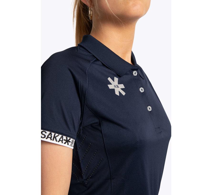 Polo Jersey Ladies - Navy