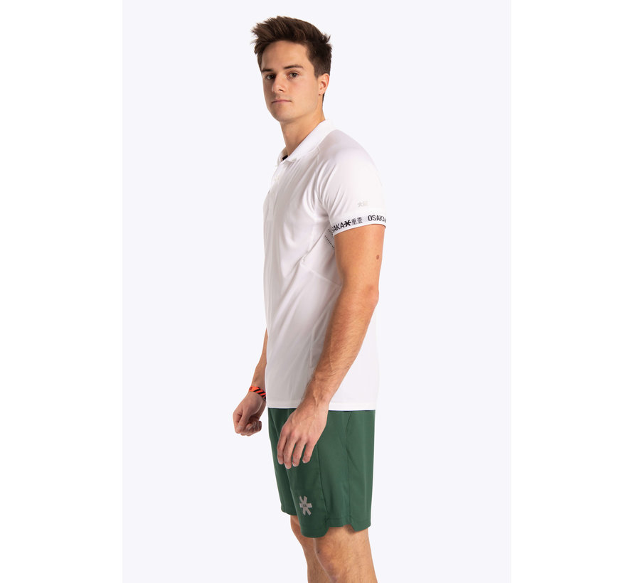 Polo Jersey Men - White