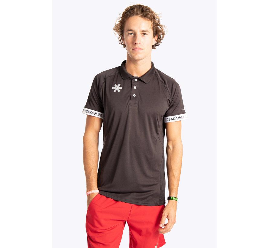 Polo Jersey Men - Black