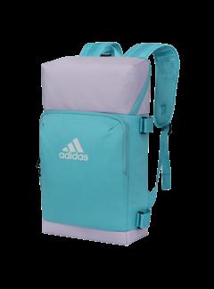 Adidas VS2 Back Pack Sonic Aqua / Purple Tint