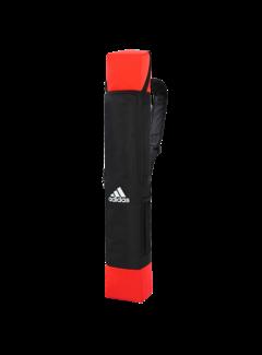 Adidas VS2 Stickbag Black /Solar Red