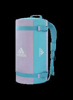 Adidas VS2 Holdall Sonic Aqua / Purple Tint