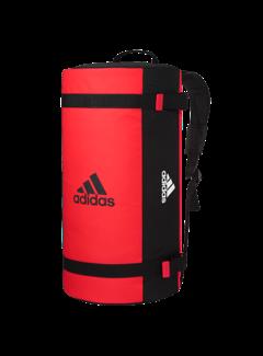 Adidas VS2 Holdall Black/ Red