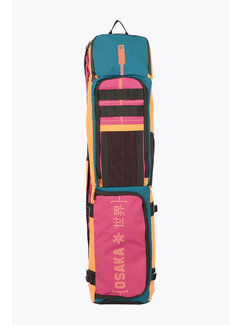 Osaka Pro Tour Stickbag Large - Raisin Beige Mix