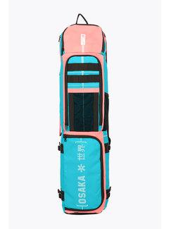 Osaka Pro Tour Stickbag Large - Aqua Pink Mix