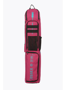 Osaka Pro Tour Stickbag Medium - Raisin Red