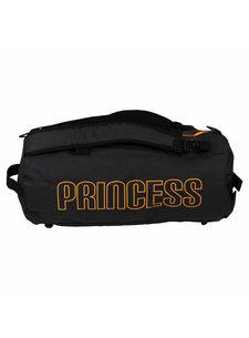 Princess Duffle Bag Premium Black/Orange