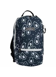 Brabo Backpack FUN Avocado Navy/White