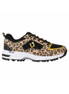 Brabo Hockeyshoes Tribute Leopard Black