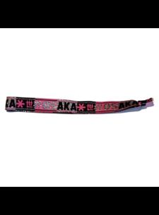 Osaka Bracelet Pink / Silver / Black