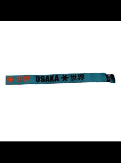 Osaka Bracelet Black/Orange/French Navy