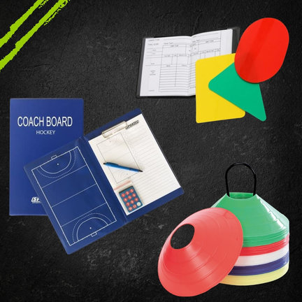 All conceivable materials for your training