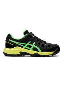 Asics Gel-Peake GS-Black/Bright Lime Junior
