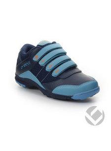 Brabo Velcro Navy/Blue/Orange